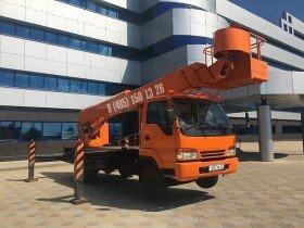 Автовышка 26 метров Isuzu Forward