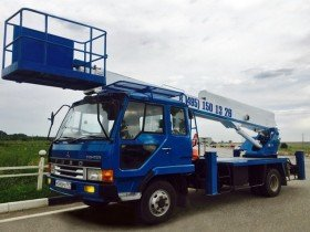 Автовышка 26 метров Mitsubishi