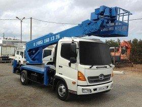 Автовышка 28 метров Hino