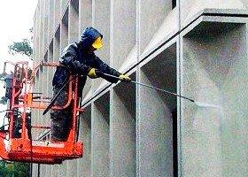 Облицовочные, покрасочные и строительно-ремонтные работы
