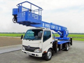 Автовышка 22 метра Hino