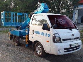 Автовышка 15 метров Kia